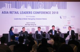 SMU-RCoE Asia Retail Conference
