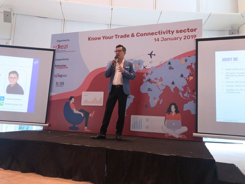 Trade & Connectivity Sector Career Fair and Masterclass