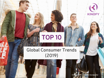 Top 10 Global Consumer Trends in 2019