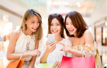 Target young, affluent and digital-savvy consumers