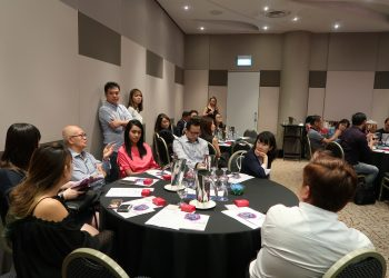 Group Discussion at Kinofy-iClick Workshop | Kinofy Singapore