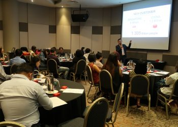 New Customer Presentation at Workshop | Kinofy Singapore