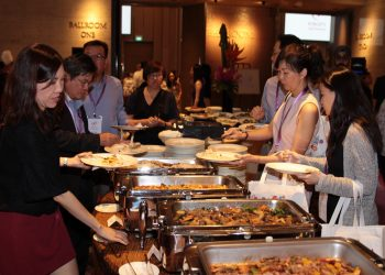 Kinofy Official Launch Buffet | Kinofy Singapore