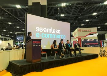 Seamless Asia e-Commerce Panel Discussion | Kinofy Singapore