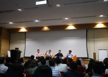 Panel Sharing at Productivity in Digital Age| Kinofy Singapore