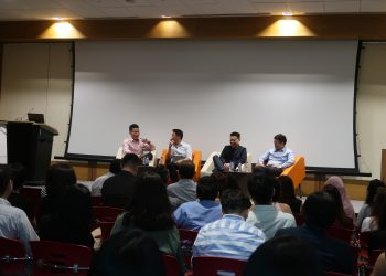Panel Discussion at Productivity in Digital Age | Kinofy Singapore