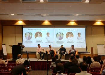 Productivity in Digital Age Panel Discussion | Kinofy Singapore