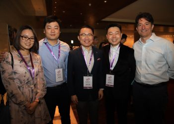 Group Photo at Official Launch | Kinofy Singapore