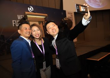 Selfie at Kinofy Official Launch | Kinofy Singapore