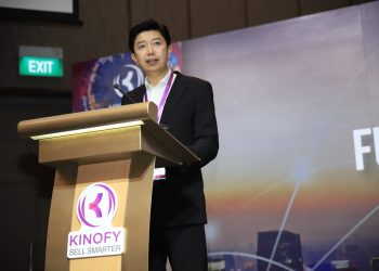 Kinofy Official Launch Speech | Kinofy Singapore
