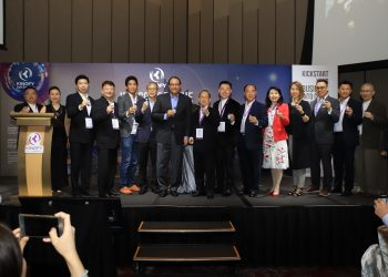 Kinofy Official Launch Group Photo | Kinofy Singapore