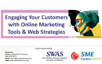 SME Centre Workshop - Engaging your customers with online marketing tools & web strategies