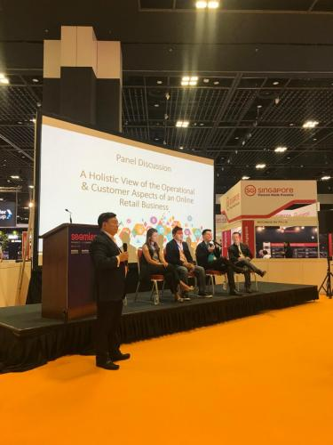Seamless Asia Conference | Kinofy Singapore