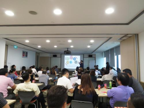 SME Capabilities Workshop | Kinofy Singapore