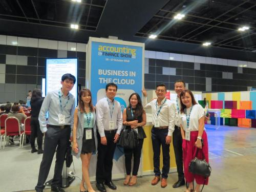 Accounting & Finance Show 2018 | Kinofy Singapore
