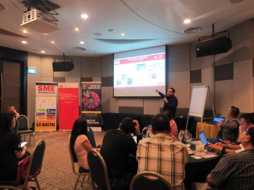 China Digital Marketing Workshop | Kinofy Singapore