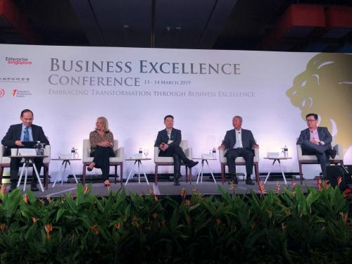 Business Excellence Conference 2019 03 | Kinofy
