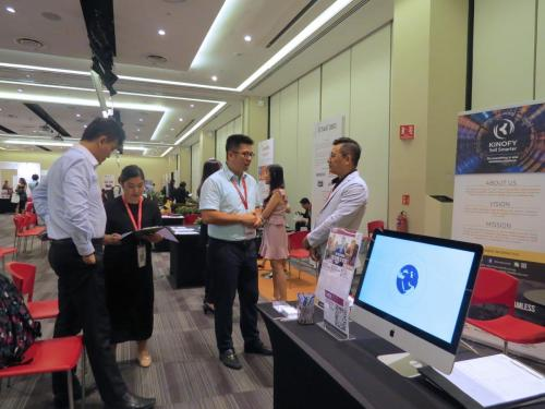 Wholesale Trade Career Fair | Kinofy Singapore